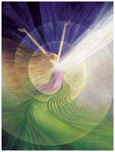 The Rebirth of the New Divine Feminine Energy